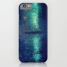 Blue Abstract Slim Case iPhone 6s