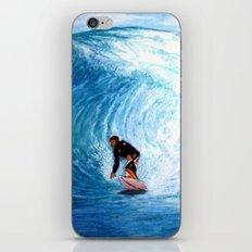 Pipe iPhone & iPod Skin