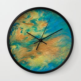 There Was an Attempt Wall Clock
