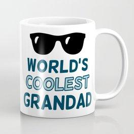 World's Coolest Grandad Coffee Mug