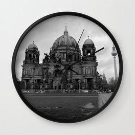 Berlin #3 Wall Clock
