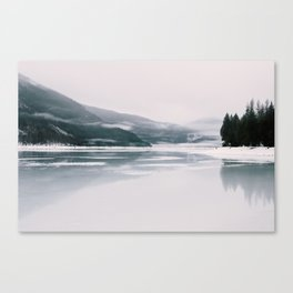 Milk/Ice Part 2 Canvas Print