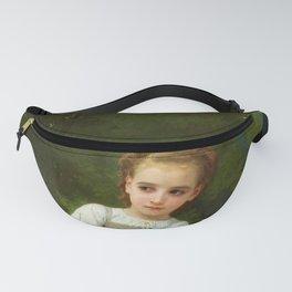 "William-Adolphe Bouguereau ""The Horseback Ride (La Bourrique)"" Fanny Pack"