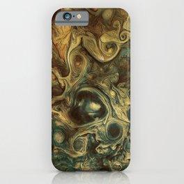 Jupiter's Clouds 2 iPhone Case