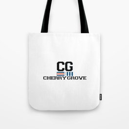 Cherry Grove - New York. Tote Bag