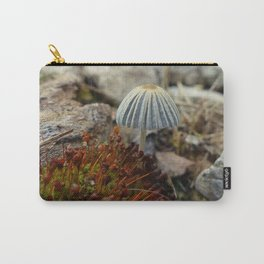 Tiny Toadstool Carry-All Pouch