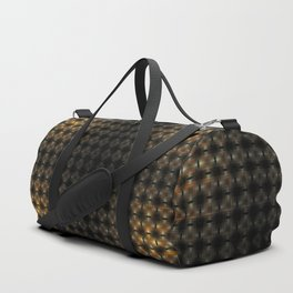 Fractal Art by Sven Fauth - Eye of the Matrix Duffle Bag