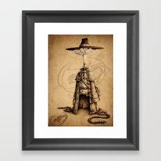#18 Framed Art Print