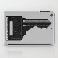 key iPad Cases featuring Piano Key. by Matt Leyen