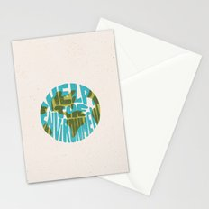 Help The Environment Stationery Cards
