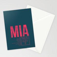 MIA II Stationery Cards