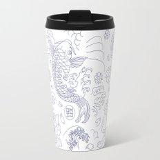 Japanese Tattoo Travel Mug