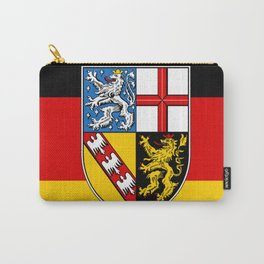 Flag of Saarland -Sarre Carry-All Pouch