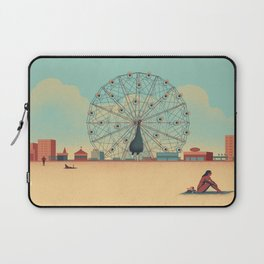 Urban Wildlife - Peacock Laptop Sleeve
