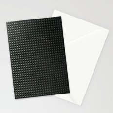 metal pattern Stationery Cards