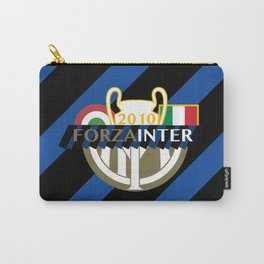 Internazionale Milan FC Carry-All Pouch