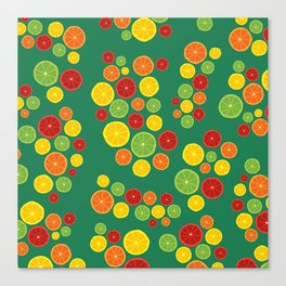 BP 21 Fruit Canvas Print