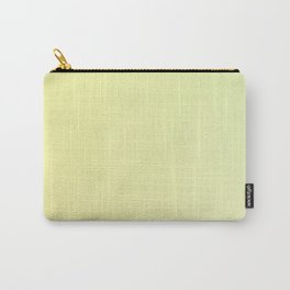 Color gradient 5. Green and yellow abstraction,abstract,minimalism,plain,ombré Carry-All Pouch