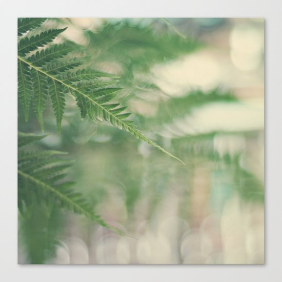 the forest dreams Canvas Print