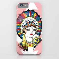 Traditional Tattoo Woman Slim Case iPhone 6s