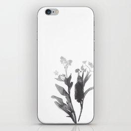 Pleasant Bouquet iPhone Skin