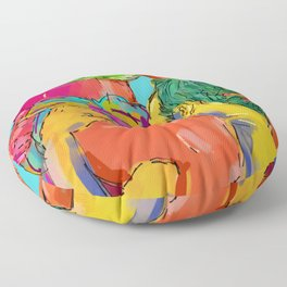 Intimacy Floor Pillow