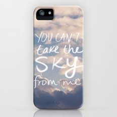 Sky iPhone (5, 5s) Slim Case