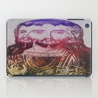 christ iPad Cases featuring Thrice Christ by EclecticArtistACS