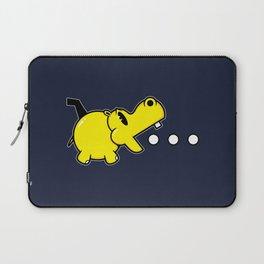 Waka Waka Hippos Laptop Sleeve