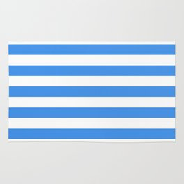 Micronesia San Marino Somalia Nicaragua flag stripes Rug