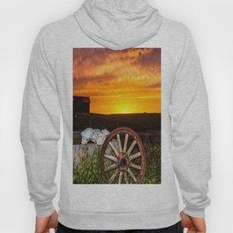 Wyoming Sunset Hoody