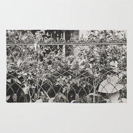 New Orleans Garden District Fence Rug