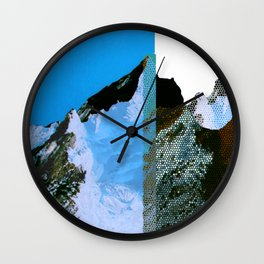Thunder Wall Clock