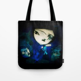 window side Tote Bag