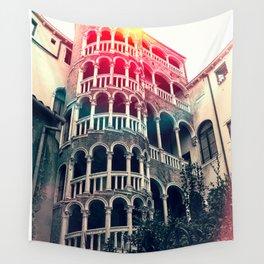 Scala Contarini del Bovolo venice. Wall Tapestry