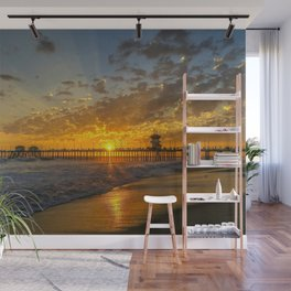 Clouds for a Sunset Wall Mural