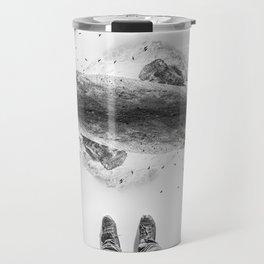 Solid ground Travel Mug