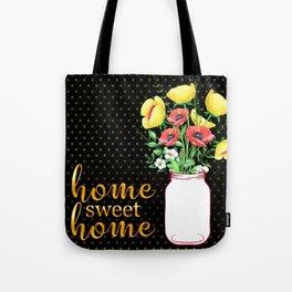 Mason Jar #3 Tote Bag