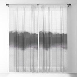 YN01 Sheer Curtain