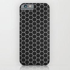Black Hex Slim Case iPhone 6s