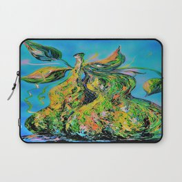 Abstract Pears Laptop Sleeve