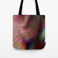 prism Tote Bags featuring Prism by KK Powell