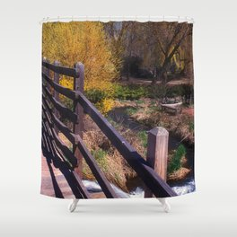 Thorp Mill 2 Shower Curtain