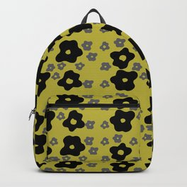 abstract flowers . art  https://society6.com/simpledoodles/collection Backpack