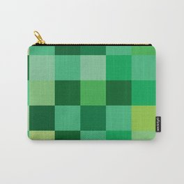 Squares of Luck Carry-All Pouch