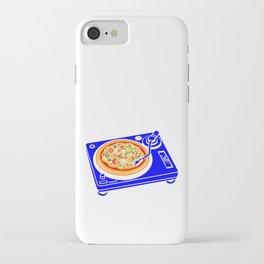Pizza Scratch iPhone Case
