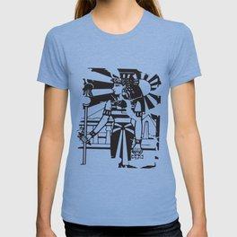 Egyptian Ankh Woman Ancient History Empire Cleopatra Illuminati T-Shirts T-shirt
