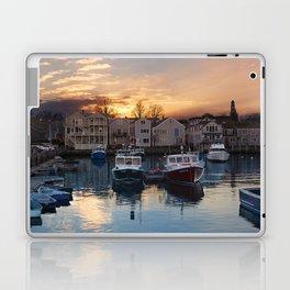 Rockport dock Laptop & iPad Skin