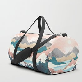 Lake Sunrise Duffle Bag