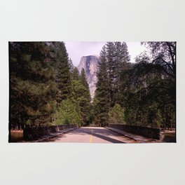 Ahwahnee Bridge, Yosemite Village Rug